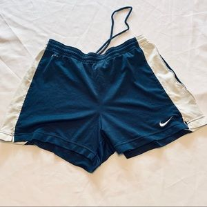 Nike dry fit women's shorts used size M.